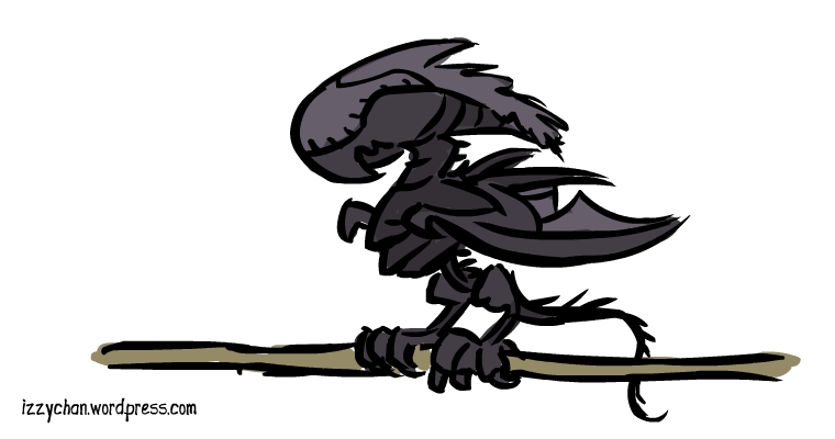 xenomorph bird