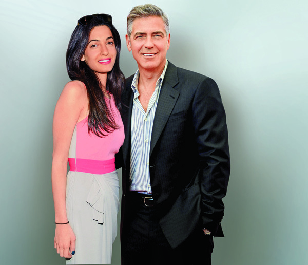 Фото | Жена Джорджа Клуни