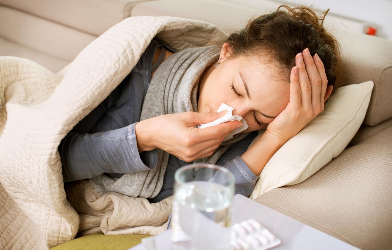 Thai phụ có được uống thuốc trị cảm lạnh?