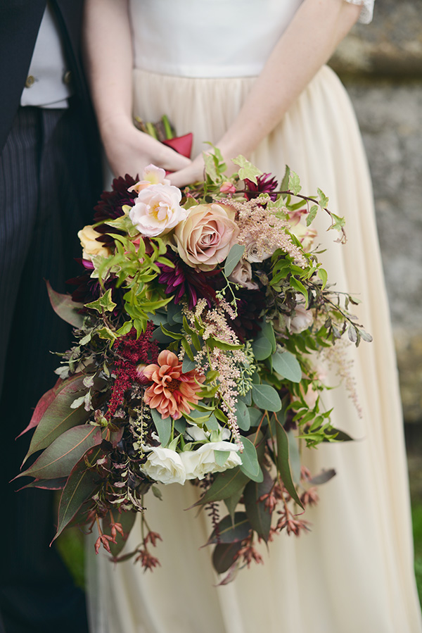 Wedding flowers for autumn | fabmood.com