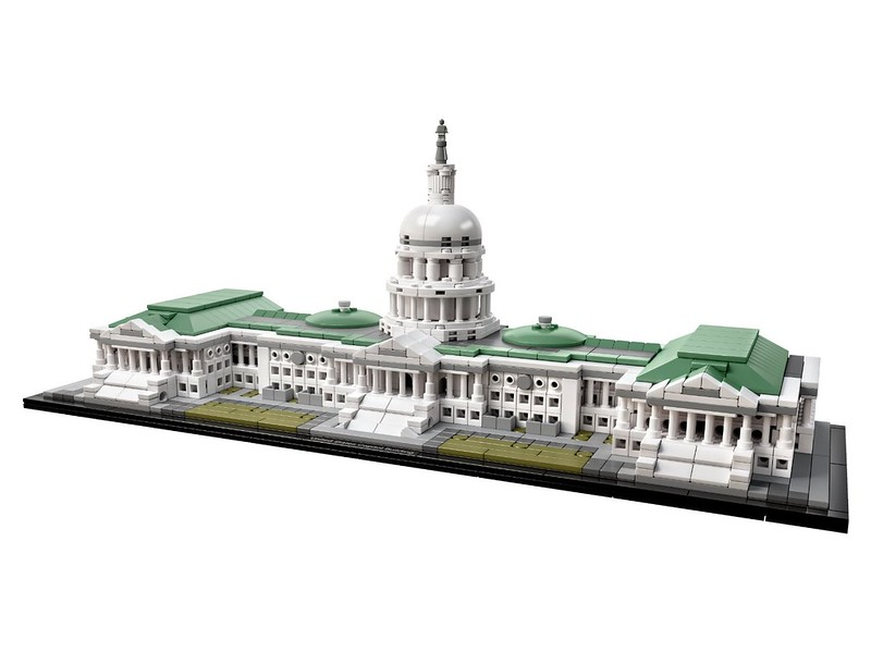 LEGO Architecture Sets 2016: 21030 - United States Capitol Building