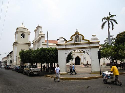 Léon: la Iglesia de la Merced