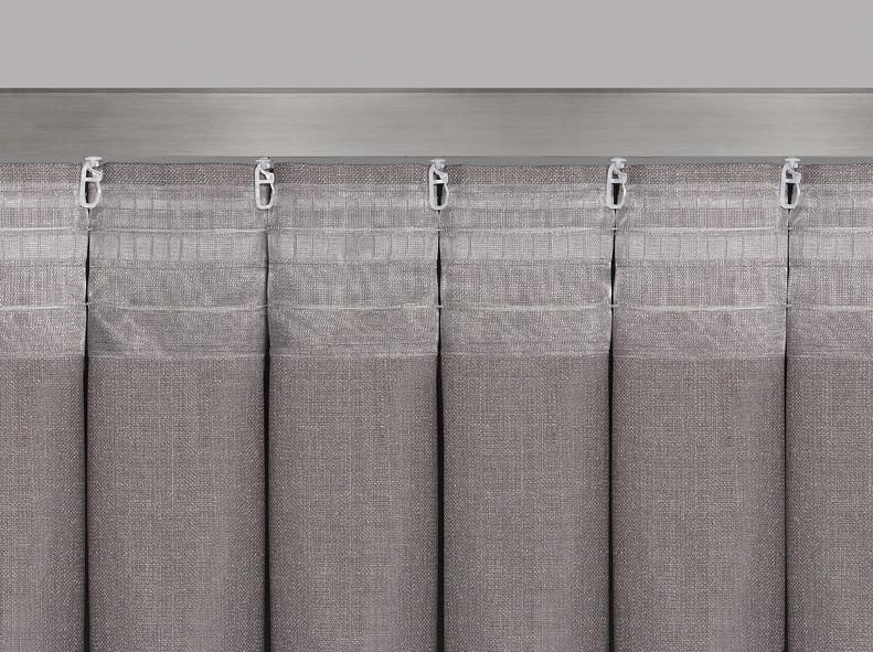1er Falte Faltenband 9 cm breit