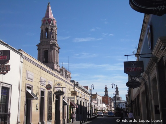 Calle Venustiano Carranza
