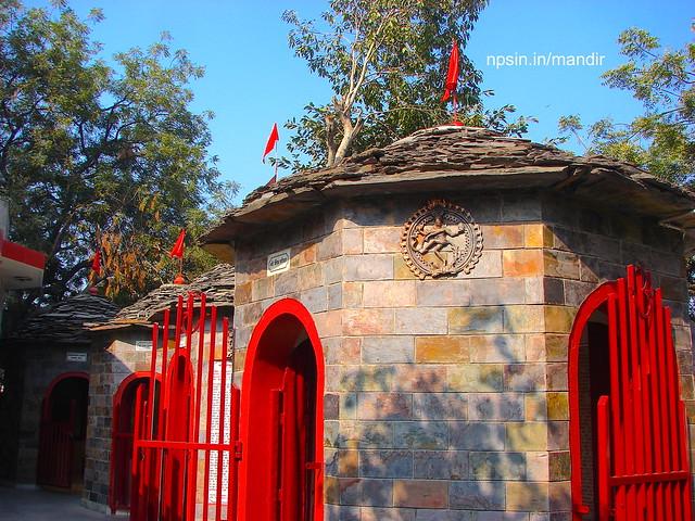 Shri Lakshmi Narayan, Shri Radha Krishna, Maa Saraswati Mandir, Shri Ram Darwar, Shri Hanuman Ji Dham