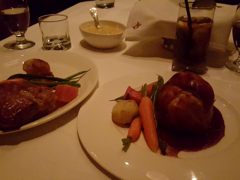 Hys Steakhouse Toronto