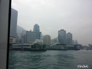 CIRCLEG 遊記 坪洲 一天遊 一日遊 圖文 船 香港 (2)