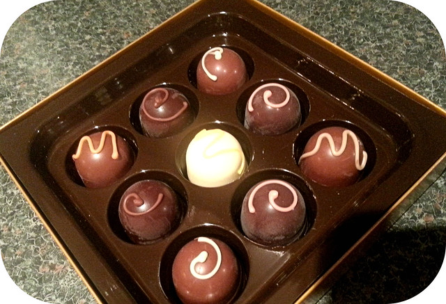 Godiva Mousse Meringue Chocolates