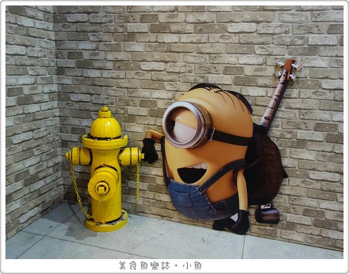 【台北中正】小小兵瘋狂世界展銷會/華山文創園區 @魚樂分享誌