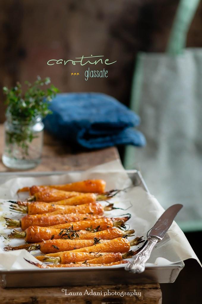 carotine glassate