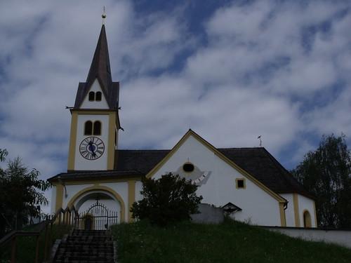Church of Gnies, Sinabelkirchen, Austria