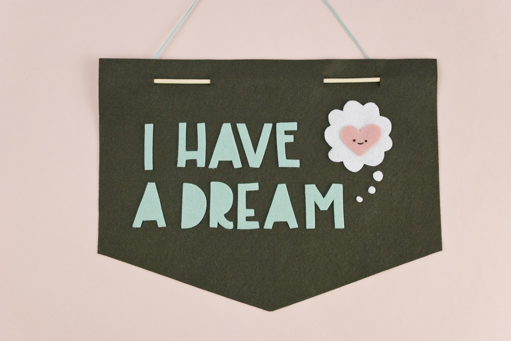 I Have a Dream - MLK Banner