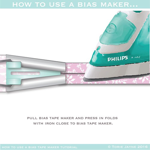 How to use a bias maker