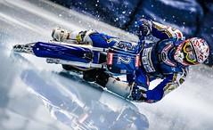 Icespeedway gladiators Finale 5 Inzell Koltakov
