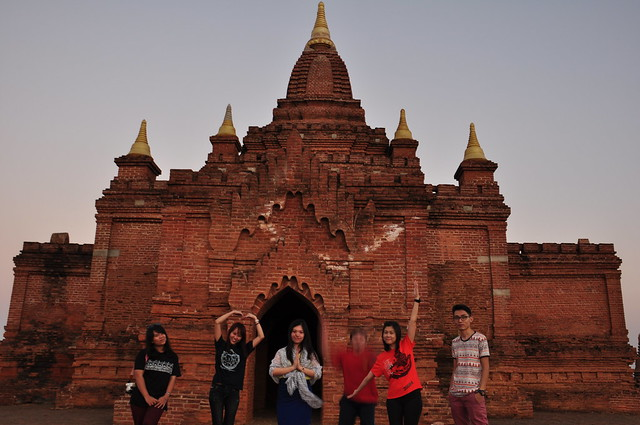 Bagan - Phya That Gyi Pagoda 01