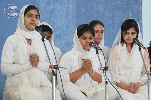 Avtar Bani by devotees from Paharganj