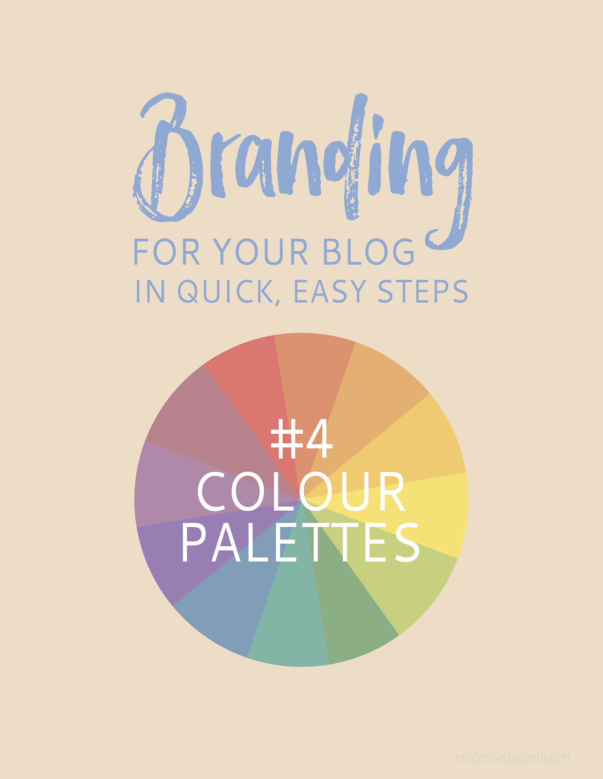 Blogging Tips | Branding For Your Blog in Quick, Easy Steps: 4. Colour Palettes