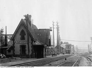 Davenport GTR Station