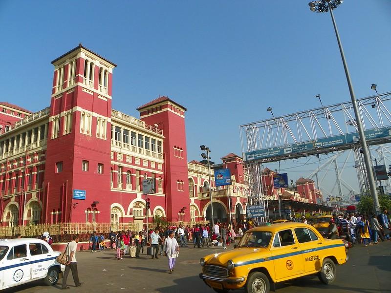 Kolkata 01, Howrah railwaystation