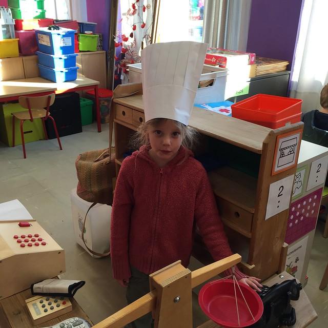 Thema De Bakker K3