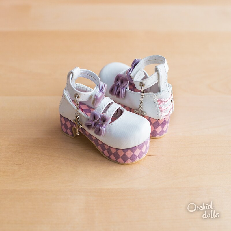 My collection of doll shoes ♡