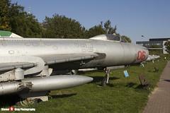 06 - 5306 - Polish Air Force - Sukhoi SU-7 BM - Polish Aviation Musuem - Krakow, Poland - 151010 - Steven Gray - IMG_0311