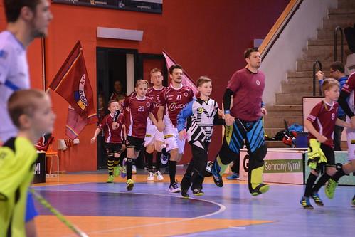 ACEMA Sparta Praha vs. Phanters Otrokovice