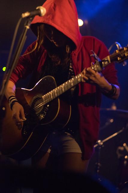 Juz live at 獅子王, Tokyo, 19 Feb 2016. -00191