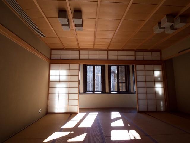 旧前田家本邸洋館_使用人部屋