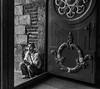 Blind Man at Church Door