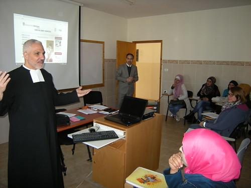 Workshop in Qubeibeh