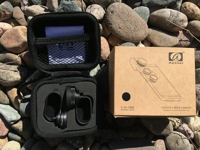 My Apexel Lens Kit Set