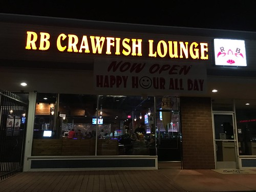 R&B Crawfish Lounge – Kearny Mesa