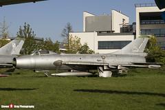 807 - 7807 - Polish Air Force - Sukhoi SU-7 BKL - Polish Aviation Musuem - Krakow, Poland - 151010 - Steven Gray - IMG_0435
