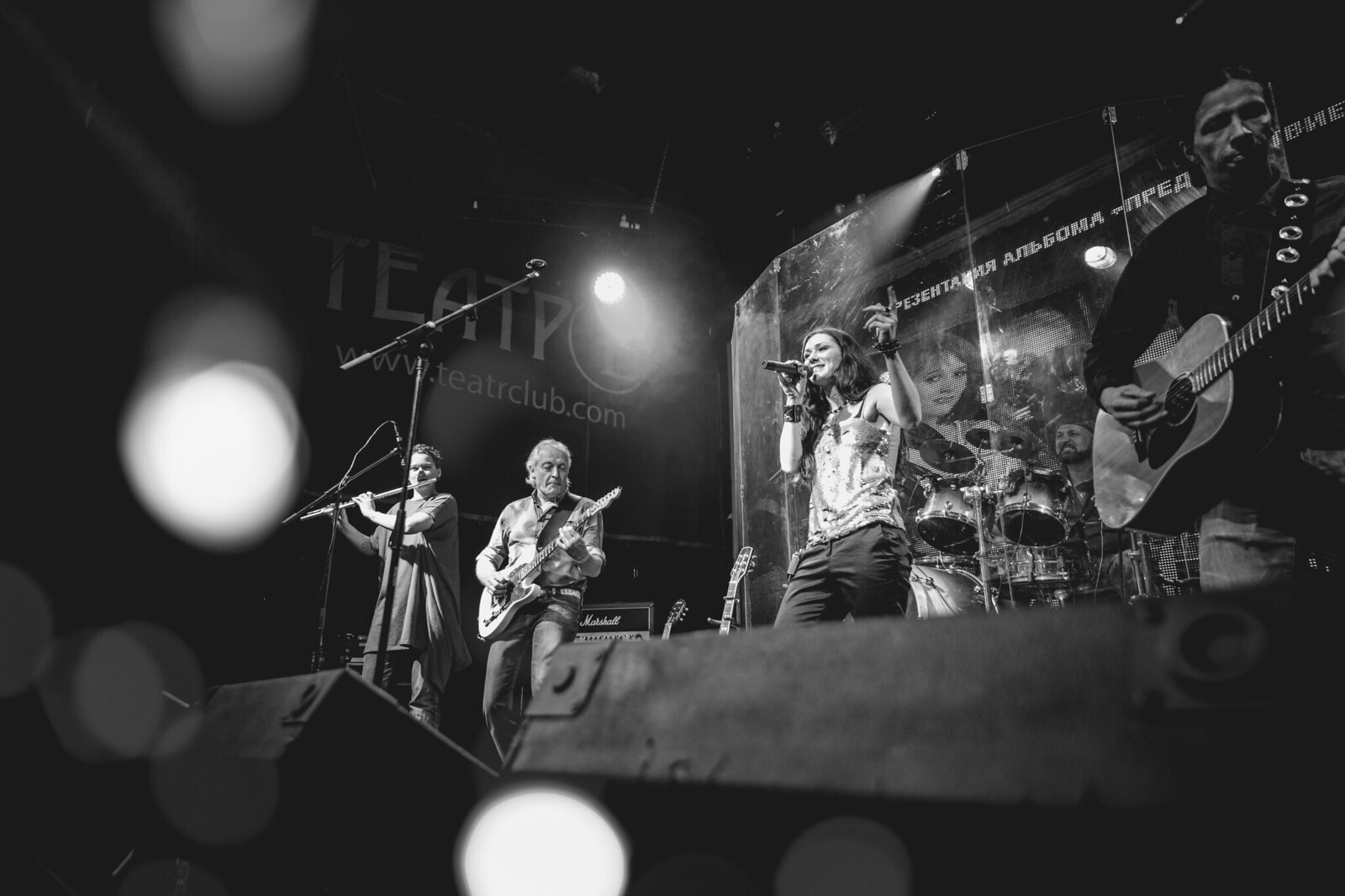 Группа Северо-Восток в клубе ТеатрЪ