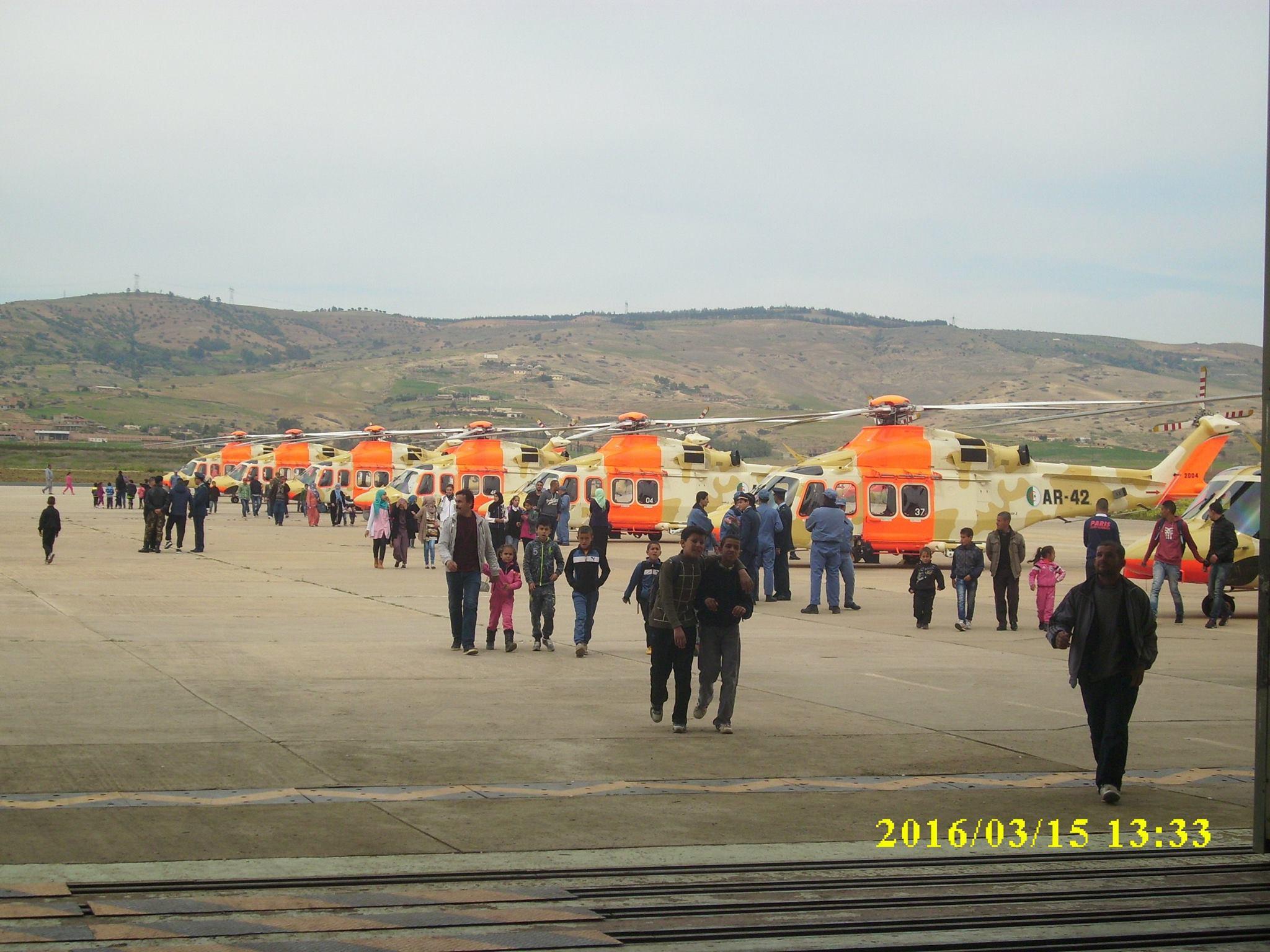 صور مروحيات القوات الجوية الجزائرية  [ AW-139 SAR ] - صفحة 2 25278370863_36f6fc16ed_o