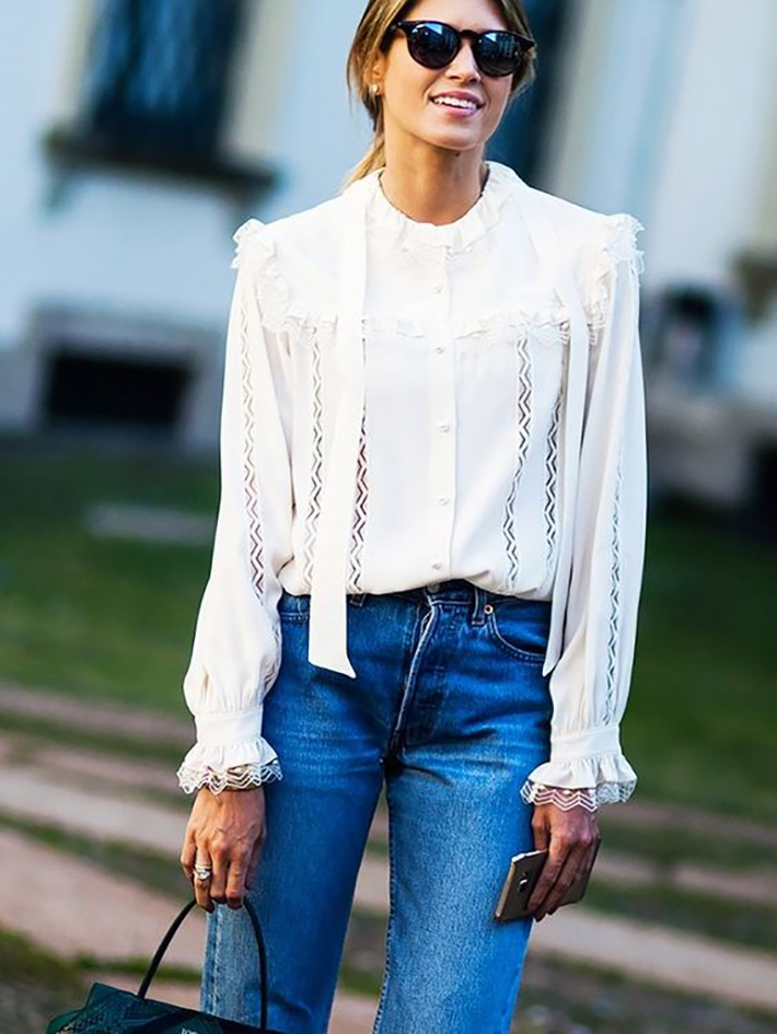 Victorian Shirts Street Style Outfits4
