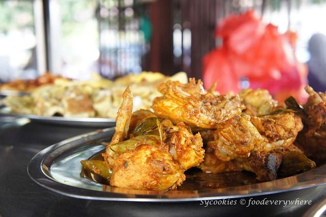 7.Nasi Lemak Ujong Pasir (Melaka)