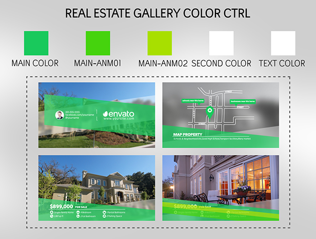 Real Estate Gallery (Commercials)