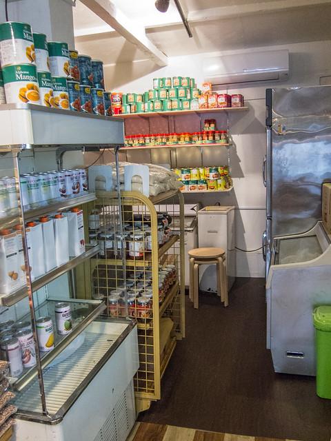 レストラン 786 アリババ