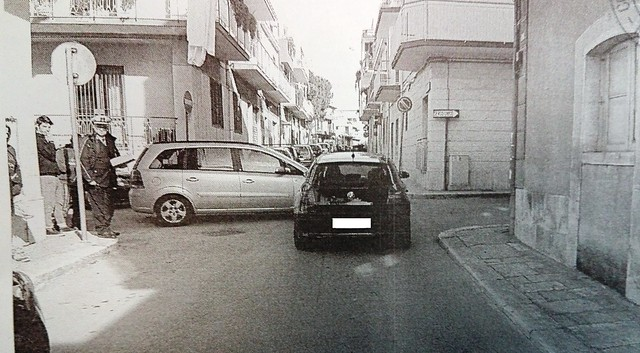 incidente via Mons. Antonelli Rutigliano (1)