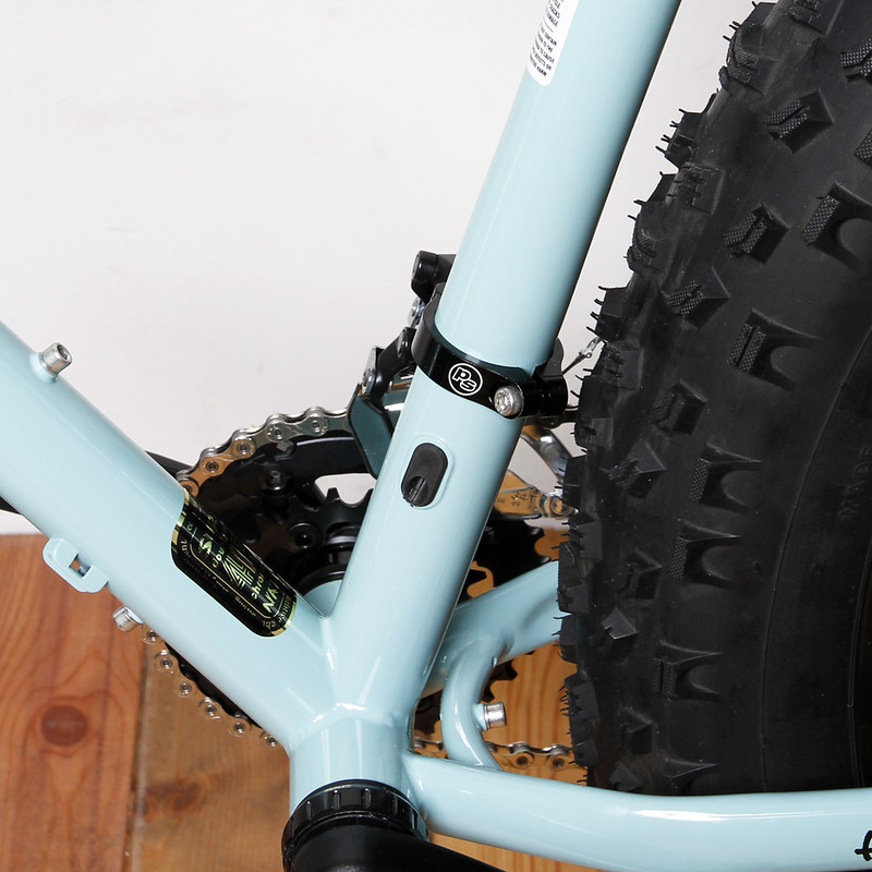 Surly / Wednesday Complete Bike / Robbins Egg Blue