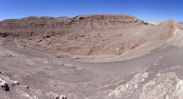 chemin menant à la duna mayor