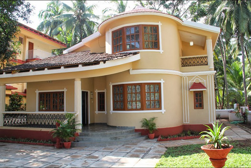 3 BHK Private Luxury Beach Villa at Calangute North Goa