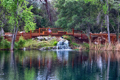 Quarry Park Pond 0872