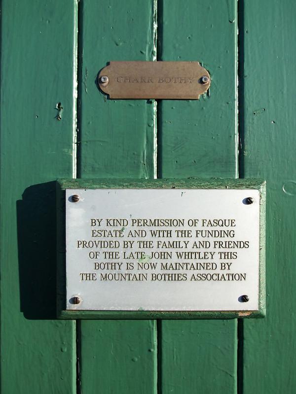 Charr Bothy Door