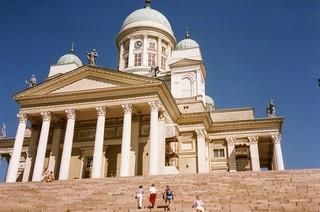 Dad's Finland Trip, June 1994