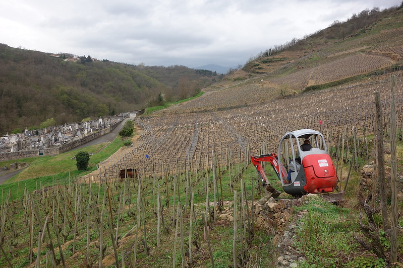 Northern Rhone Tour Clusel Roch Jamet Perret Gonon