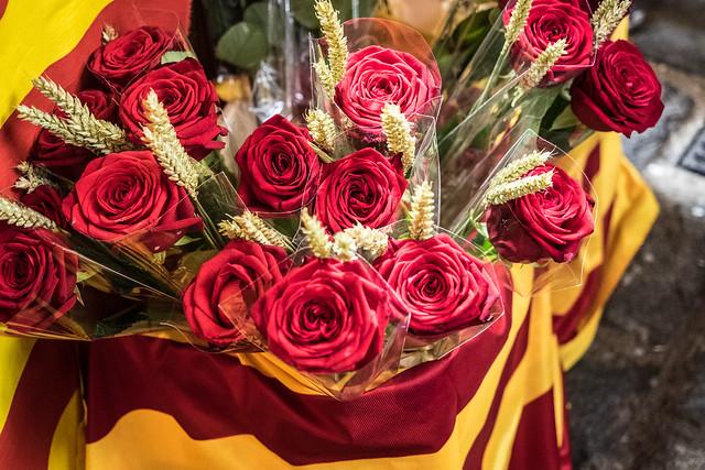 St. Jordi / St George's Day
