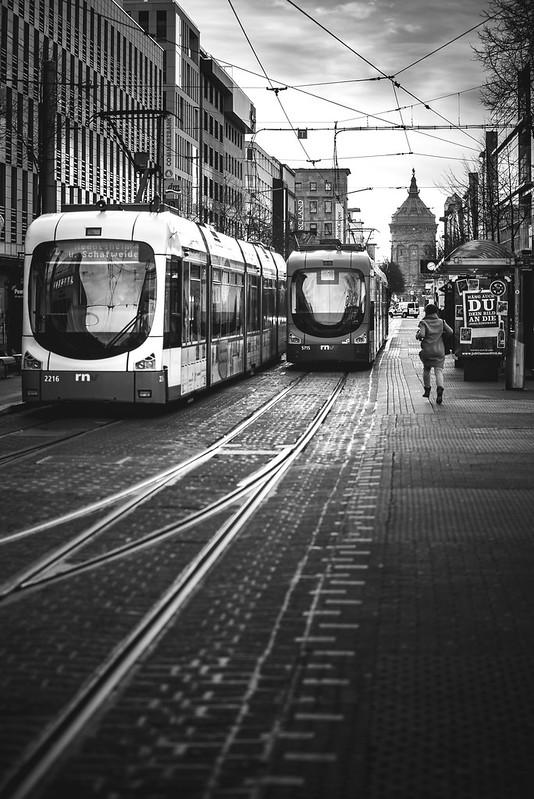 Tram-Catcher